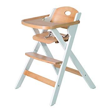 chaise haute pliante bébé
