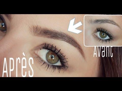 mascara sourcils benefit