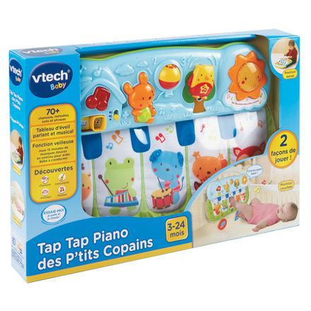 piano à pied bébé