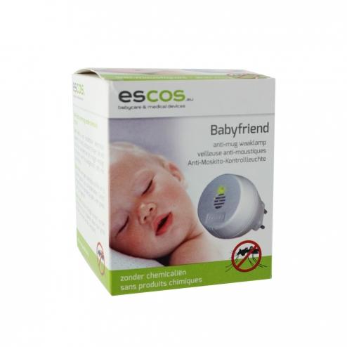 prise anti moustique bébé