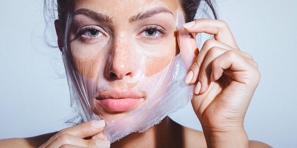 soin pour le visage