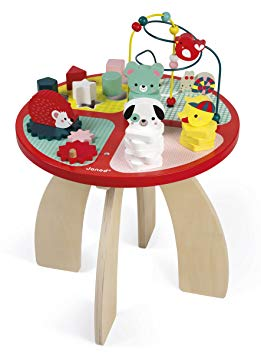 table activite janod