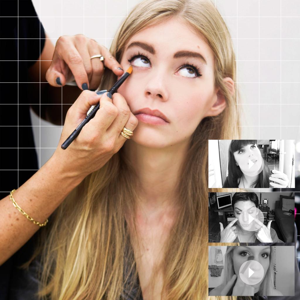 anti cerne maquillage