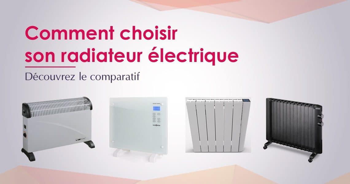 choisir son radiateur electrique