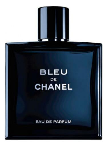 eau bleu chanel