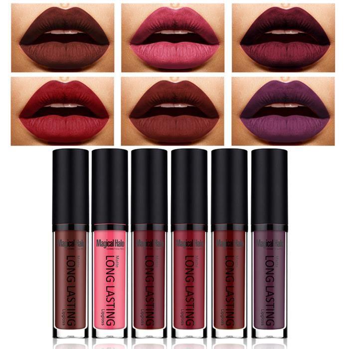 les rouges à lèvres