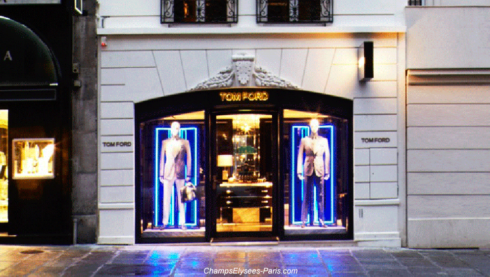 tom ford paris