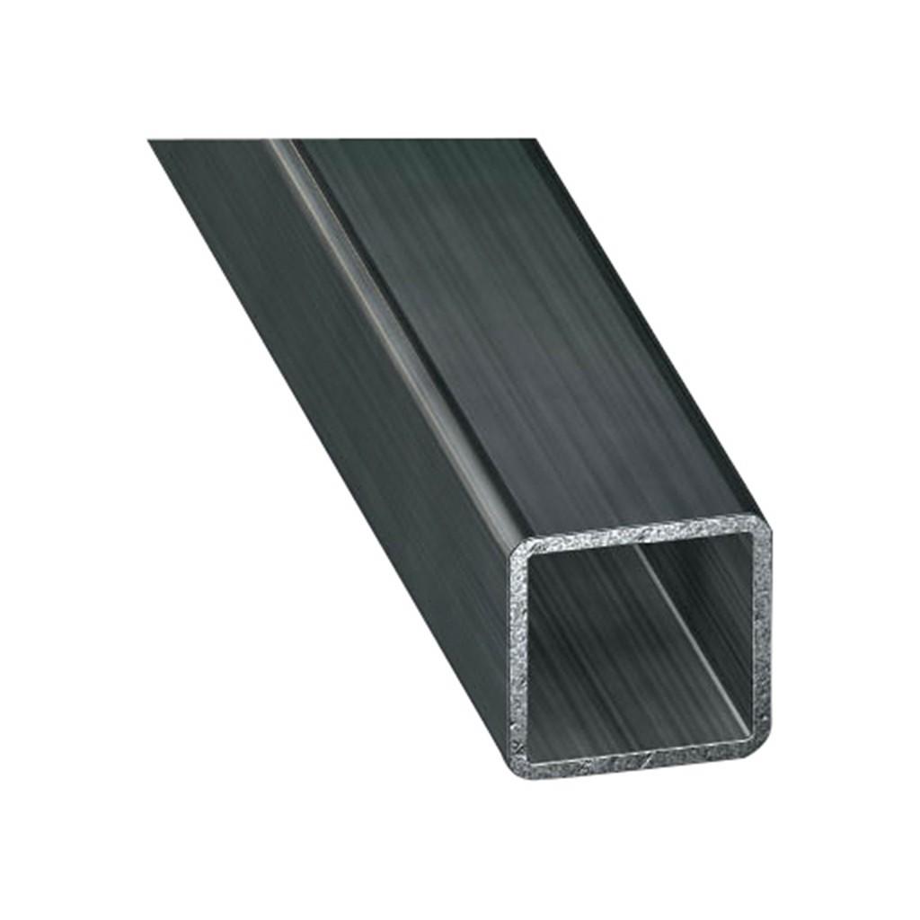 tube acier carré