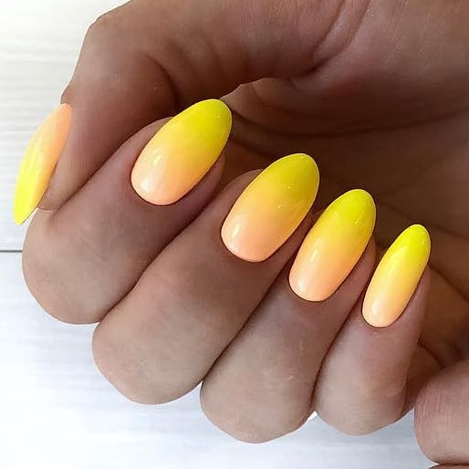 vernis jaune